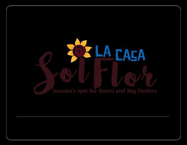 La Casa Sol Flor Logo